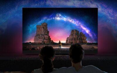 The Ultimate Cinematic Experience Panasonic 4K OLED TV