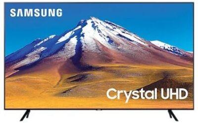 Samsung Series 7 65″ 4K Ultra HD HDR LED Smart TV