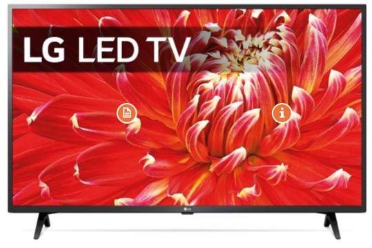 LG LM630 Full HD Smart TV | 32LM6300PLA