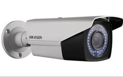 4MP DeepinView Moto Varifocal Bullet CameraNew